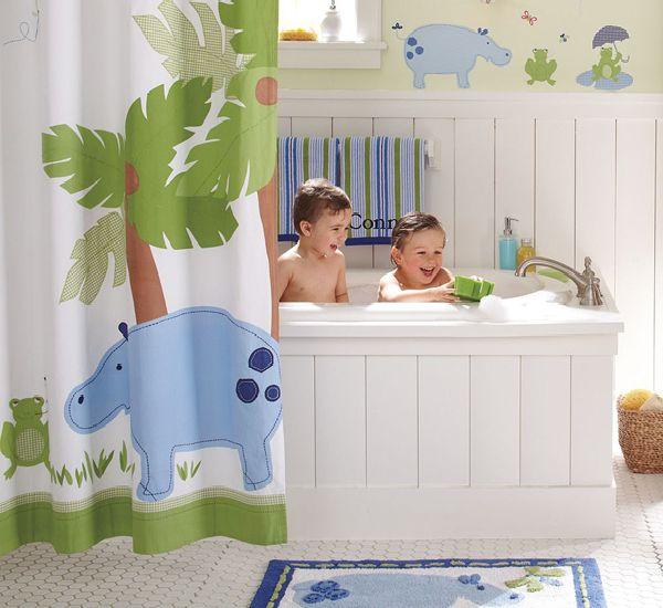 Детские ванны дизайн