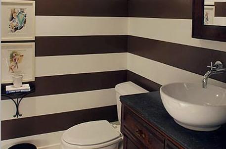 Как дешево отделать ванную комнату своими руками