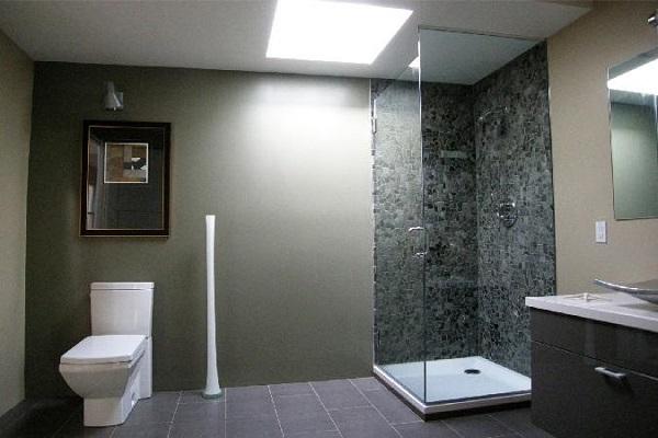Дизайн гостевой туалет