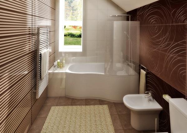Дизайн гостевой санузел