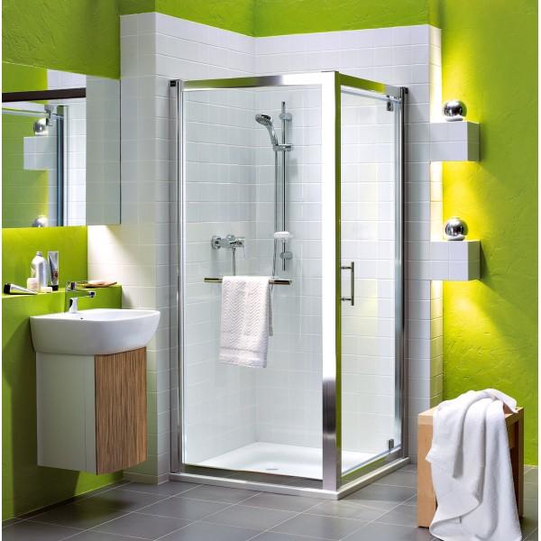 Ванная комната с душем фото